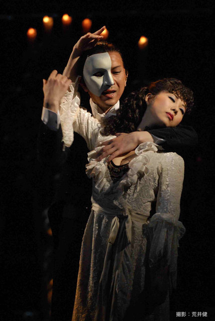 劇団四季ミュージカル『オペラ座の怪人』が横浜に登場!「四季にとって新しい挑戦になる」製作発表会見レポート