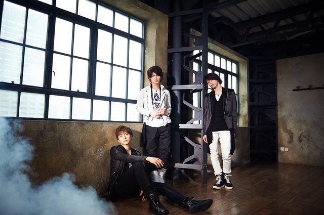 宮崎秋人、松田凌、北村諒による音楽ユニットUnknown Number!!!(アンノウンナンバー)デビューシングルリリース
