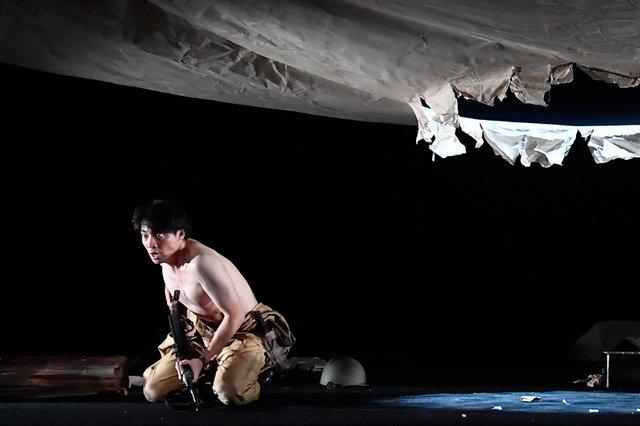 二人芝居『ボクの穴、彼の穴。』の様子をお届け!塚田僚一(A.B.C-Z)と渡部秀による渾身のゲネプロをレポート