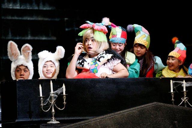 *ASTERISK『Goodbye,Snow White』新釈・白雪姫公開ゲネプロ_4