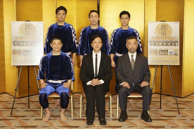鼓童35周年記者懇親会_2
