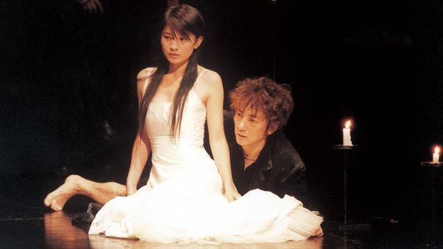 蜷川幸雄『ハムレット』