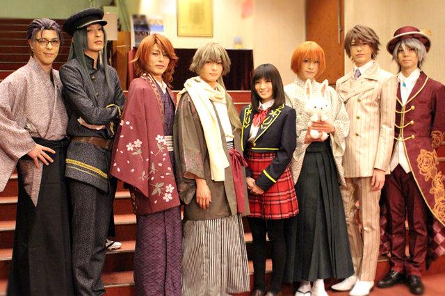 歌劇『明治東亰恋伽~朧月の黒き猫~』開幕で橋本祥平「集大成を迎えられたら」