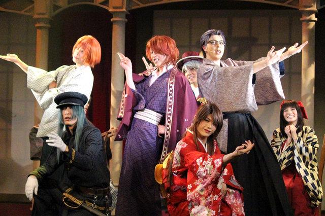 歌劇『明治東亰恋伽~朧月の黒き猫~』公開ゲネプロ_3