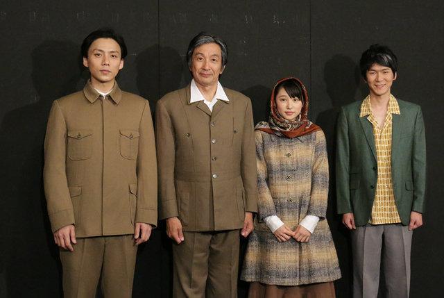 """中山優馬が""""美""""と""""希望""""を語る!舞台『それいゆ』ゲネプロレポート"""
