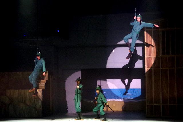 ミュージカル「忍たま乱太郎」第7弾再演~水軍三つ巴の戦い!~公開ゲネプロ_2