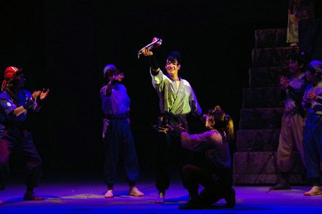 ミュージカル「忍たま乱太郎」第7弾再演~水軍三つ巴の戦い!~公開ゲネプロ_5