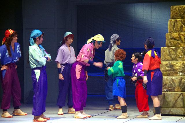 ミュージカル「忍たま乱太郎」第7弾再演~水軍三つ巴の戦い!~公開ゲネプロ_6