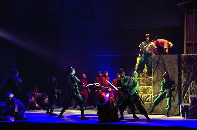 ミュージカル「忍たま乱太郎」第7弾再演~水軍三つ巴の戦い!~公開ゲネプロ_7