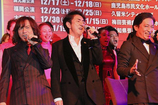 市村正親、完全復活でブロードウェイデビュー!?そしてユカイは「ロックンロール!」ミュージカル『ミス・サイゴン』製作発表レポート!
