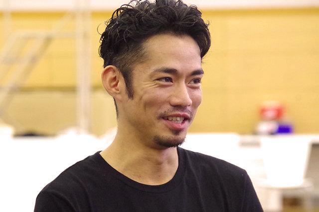 高橋大輔、スケート靴を脱いでも情熱的なダンスは健在!ダンスショー『LOVE ON THE FLOOR』公開稽古レポート