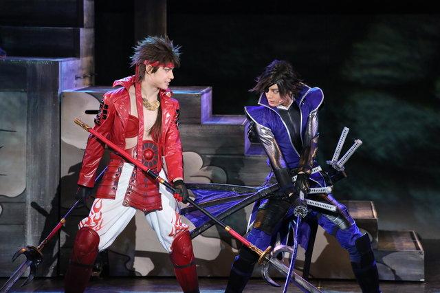 斬劇『戦国BASARA4 皇』本能寺の変、開幕!塩野瑛久「より一層エンターテインメントな作品に」