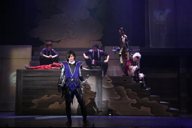 斬劇『戦国BASARA4 皇』本能寺の変公開ゲネプロ_3