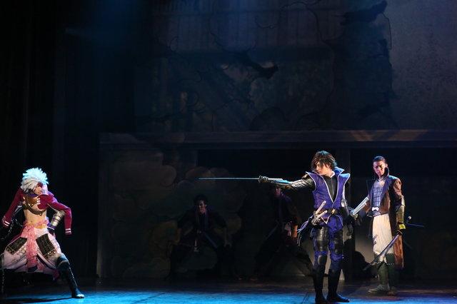 斬劇『戦国BASARA4 皇』本能寺の変公開ゲネプロ_5