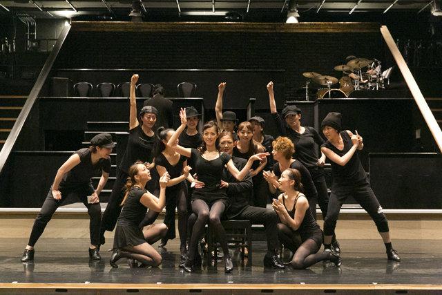 『CHICAGO』宝塚歌劇OGバージョン稽古場_6