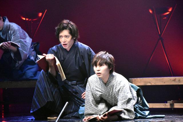 朗読劇『俺とおまえの夏の陣』レポート!須賀健太、染谷俊之らが演じる戦国末期の男たちの友情