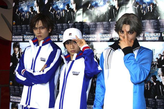 ミュージカル『テニスの王子様』3rdシーズン 青学(せいがく)vs氷帝レポート