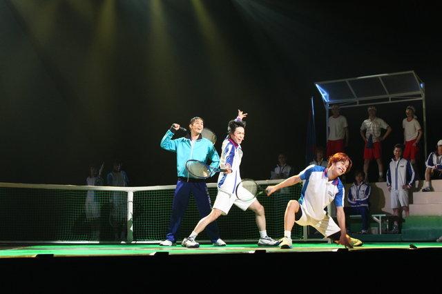 ミュージカル『テニスの王子様』3rdシーズン 青学(せいがく)vs氷帝レポート_3