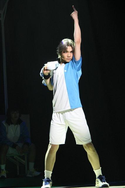 ミュージカル『テニスの王子様』3rdシーズン 青学(せいがく)vs氷帝レポート_4