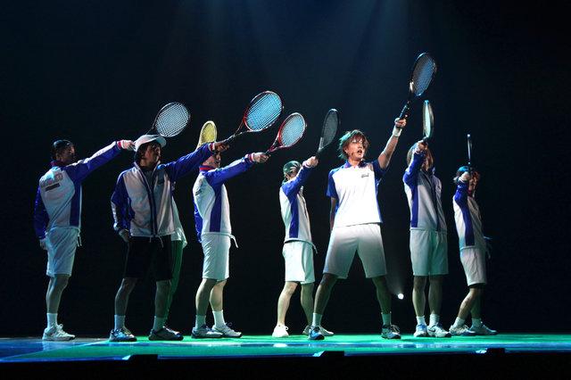 ミュージカル『テニスの王子様』3rdシーズン 青学(せいがく)vs氷帝レポート_5