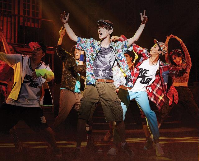 韓国版『イン・ザ・ハイツ』舞台写真