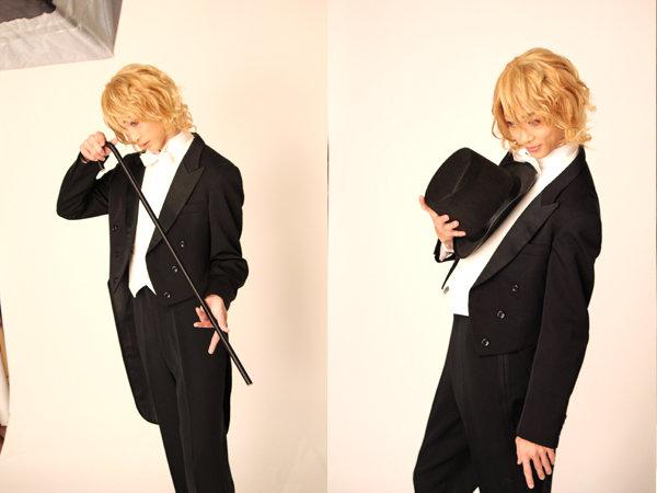 歌謡倶楽部『艶漢』ビジュアル撮影メイキング_3