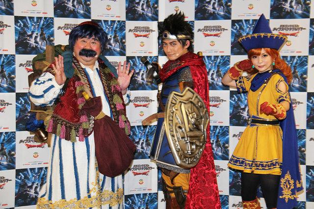 世紀のオリジナルアリーナショー『ドラゴンクエスト ライブスペクタクルツアー』ついに開幕!