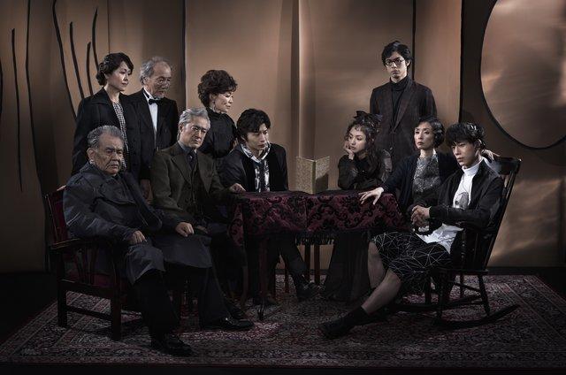 チェーホフの『かもめ』に満島ひかり、田中圭、坂口健太郎らが挑む