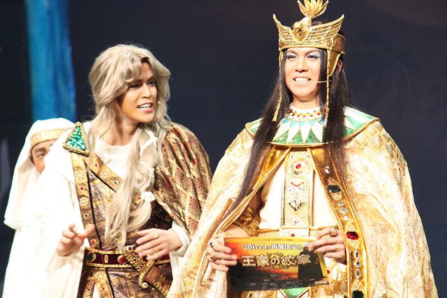 ミュージカル『王家の紋章』初日会見_2