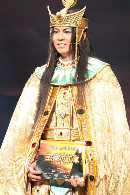 ミュージカル『王家の紋章』初日会見_7
