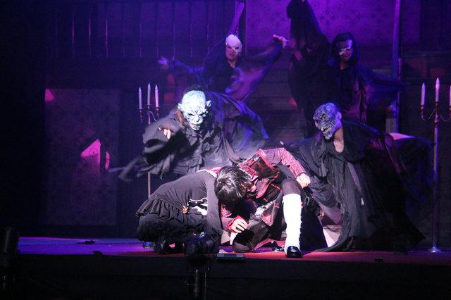 『黒蝶のサイケデリカ THE STAGE』舞台レポート_2