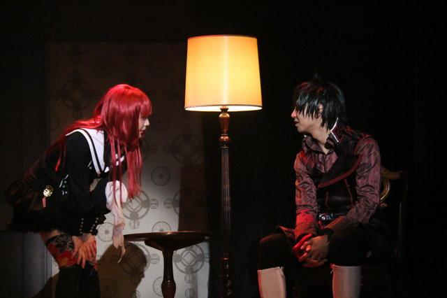 『黒蝶のサイケデリカ THE STAGE』舞台レポート_3