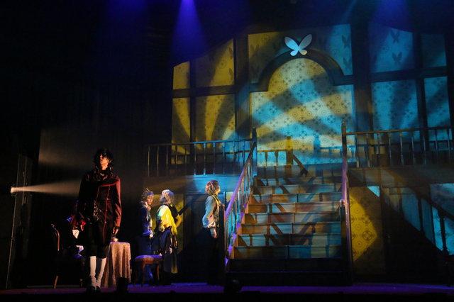 『黒蝶のサイケデリカ THE STAGE』舞台レポート_5