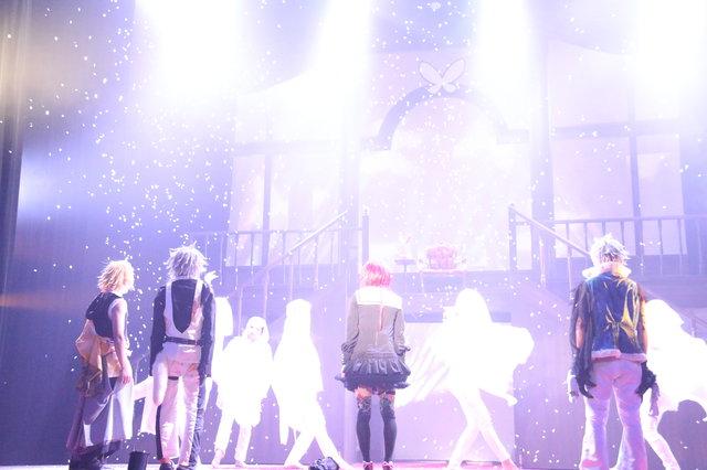 『黒蝶のサイケデリカ THE STAGE』舞台レポート_9