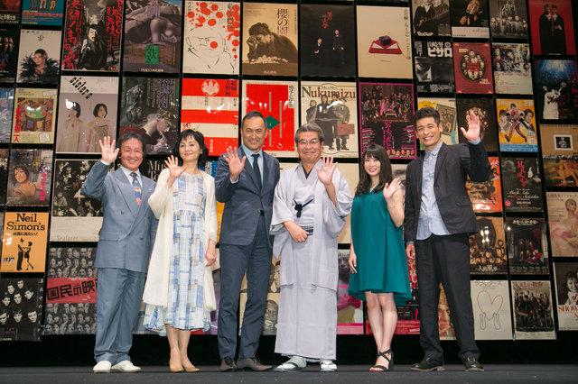 ついに休館・・・!「ありがとう、パルコ劇場」渡辺謙、南果歩らが感謝を捧げる手締め会