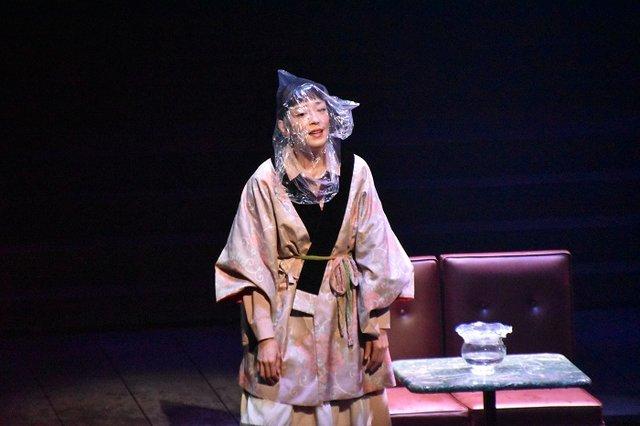 『ビニールの城』観劇レポート_3