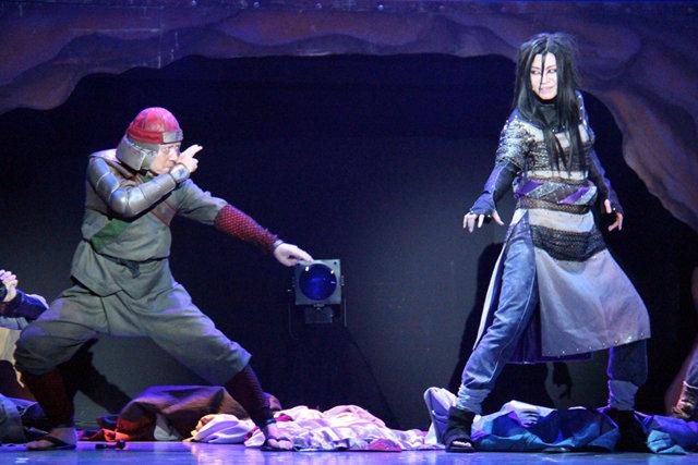 ライブ・スペクタクル「NARUTO-ナルト-」東京公演ゲネプロ_5