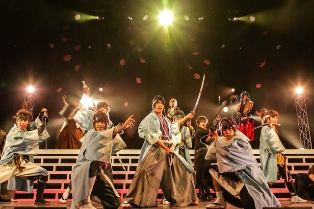 ミュージカル『薄桜鬼』HAKU-MYU LIVE 2東京公演開幕!大千秋楽ではライブ・ビューイングも開催