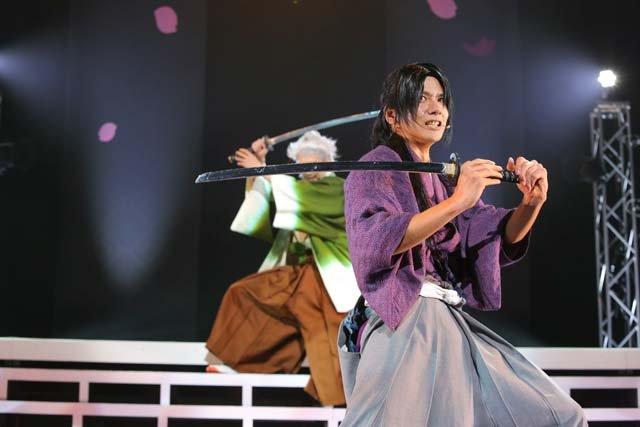 ミュージカル『薄桜鬼』HAKU-MYU LIVE 2ゲネプロ_2