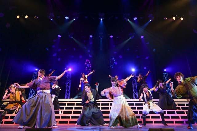 ミュージカル『薄桜鬼』HAKU-MYU LIVE 2ゲネプロ_3