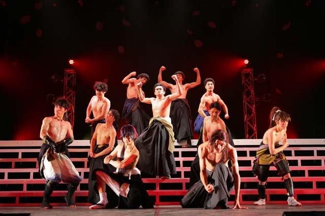 ミュージカル『薄桜鬼』HAKU-MYU LIVE 2ゲネプロ_6
