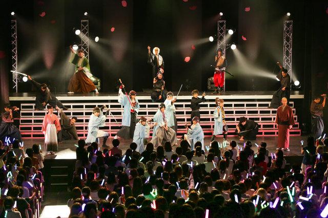 ミュージカル『薄桜鬼』HAKU-MYU LIVE 2ゲネプロ_7
