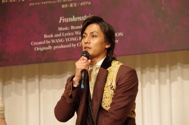 ミュージカル『フランケンシュタイン』製作発表_4