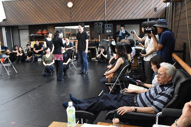 『ミュージカル李香蘭』稽古場レポート_10