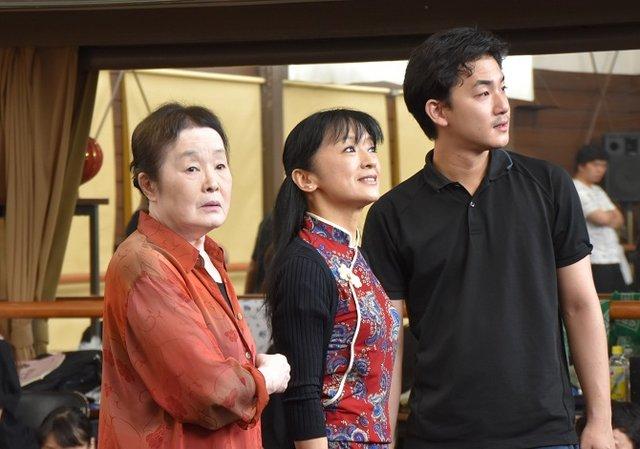 『ミュージカル李香蘭』稽古場レポート_11