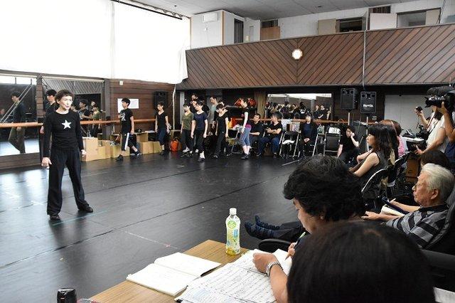 『ミュージカル李香蘭』稽古場レポート_12