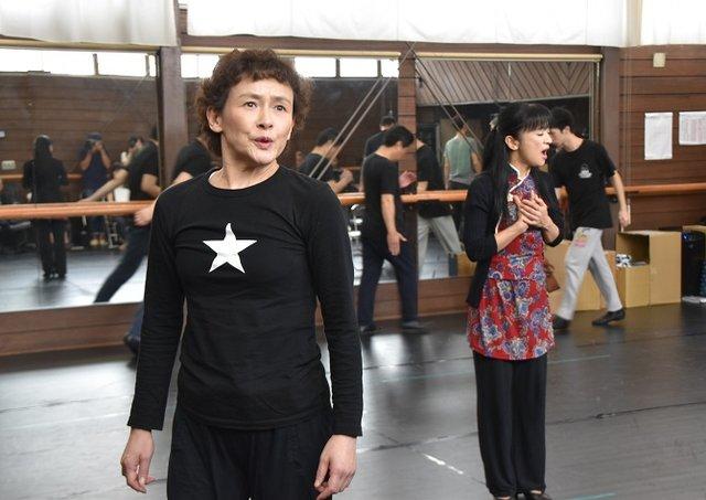 『ミュージカル李香蘭』稽古場レポート_14