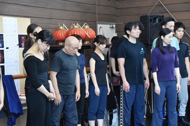 『ミュージカル李香蘭』稽古場レポート_3