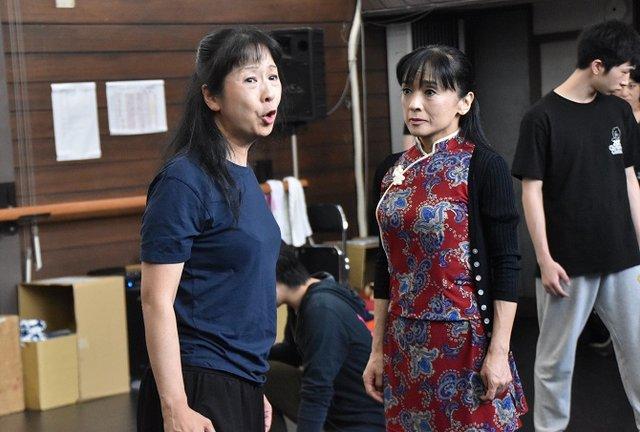 『ミュージカル李香蘭』稽古場レポート_7
