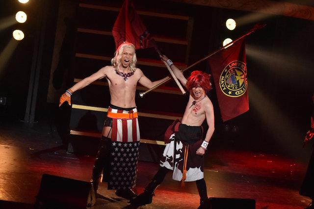 新キャラ!新曲!新ストーリー!超歌劇『幕末Rock』黒船来航、京都公演を終え、東京へ